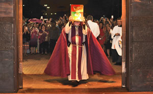Mercy Is Found in the Celebration of the Sacraments